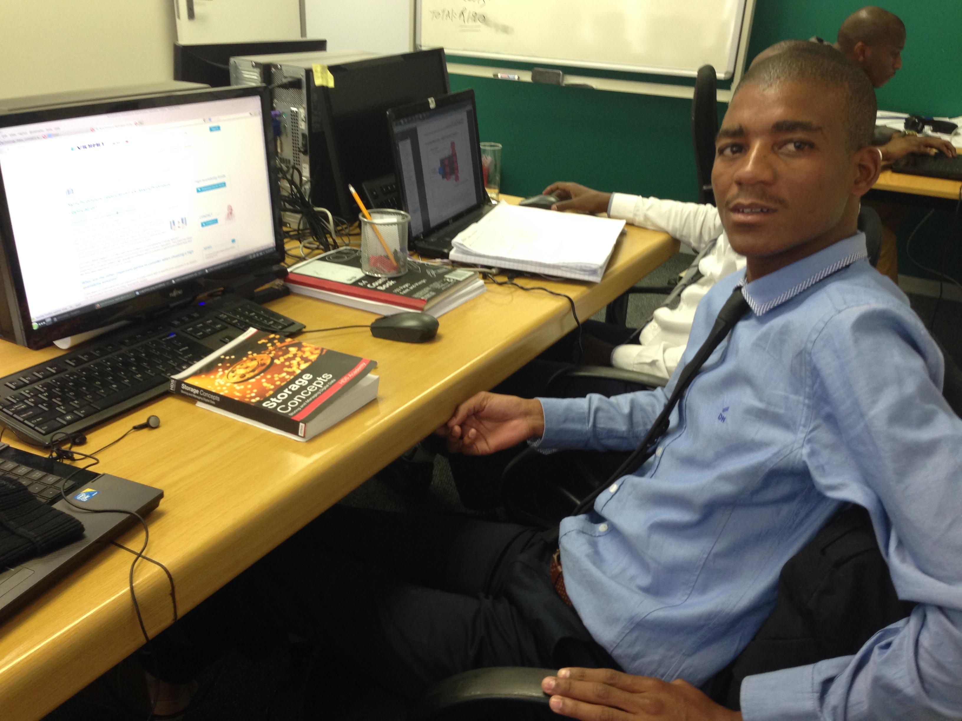 velisa africa internship